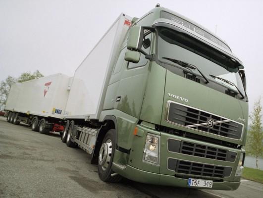 Ab Oktober 2008 gilt Euro V für schwere Lkw