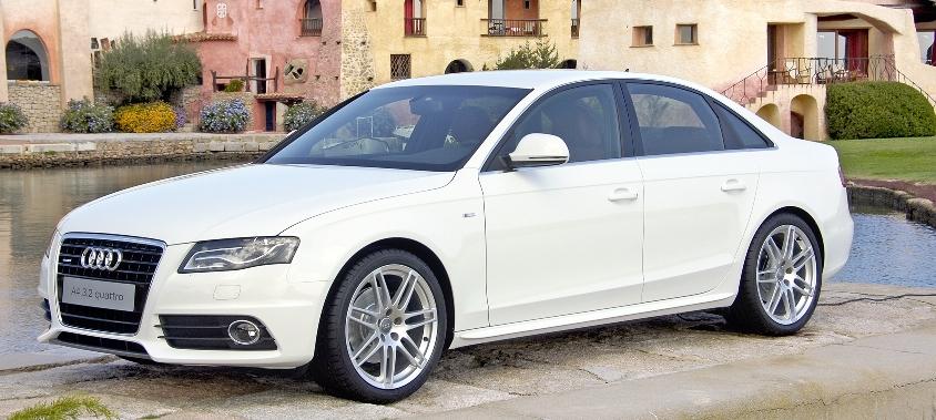 Audi A4 ist das schönste Auto des Jahres