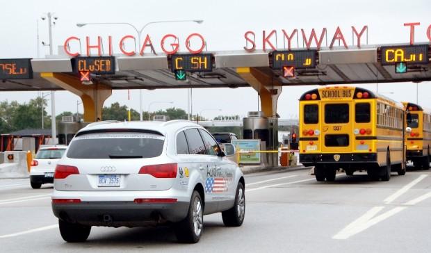 Audi Mileage Marathon kommt nach Chicago