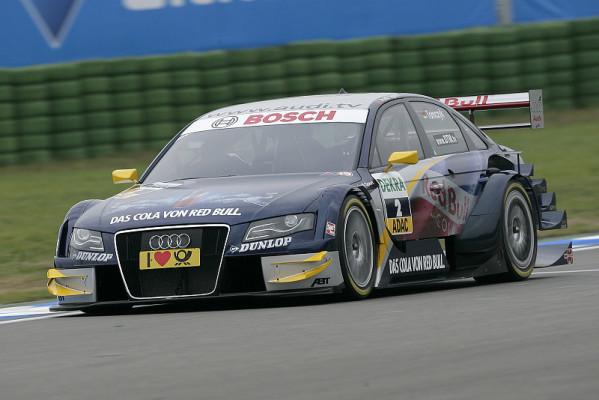 Audi überzeugt im Samstags-Training: Verspätete Frühschicht