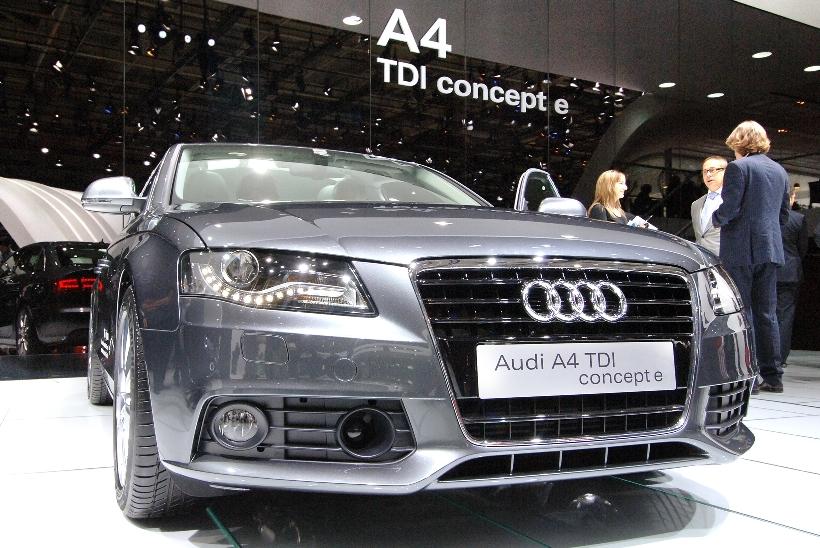 Audi zeigt den sportlichsten und den sparsamsten A4