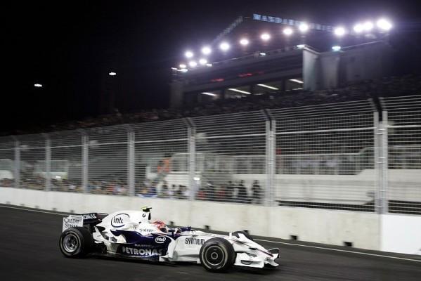 BMW Sauber will in Fuji Punkte aufholen: Das Safety-Car-Pech vergessen