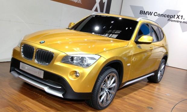 BMW X1 und 7er-Hybrid kommen 2009