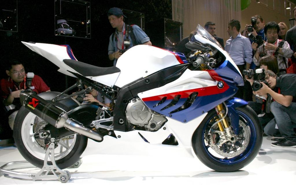 BMW stellt K 1300 und S 1000 RR vor