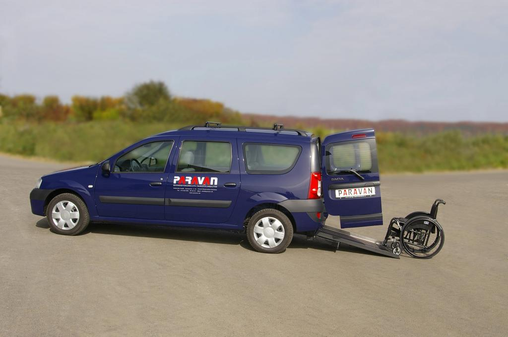 Behindertengerechte Autos auf der Rehacare