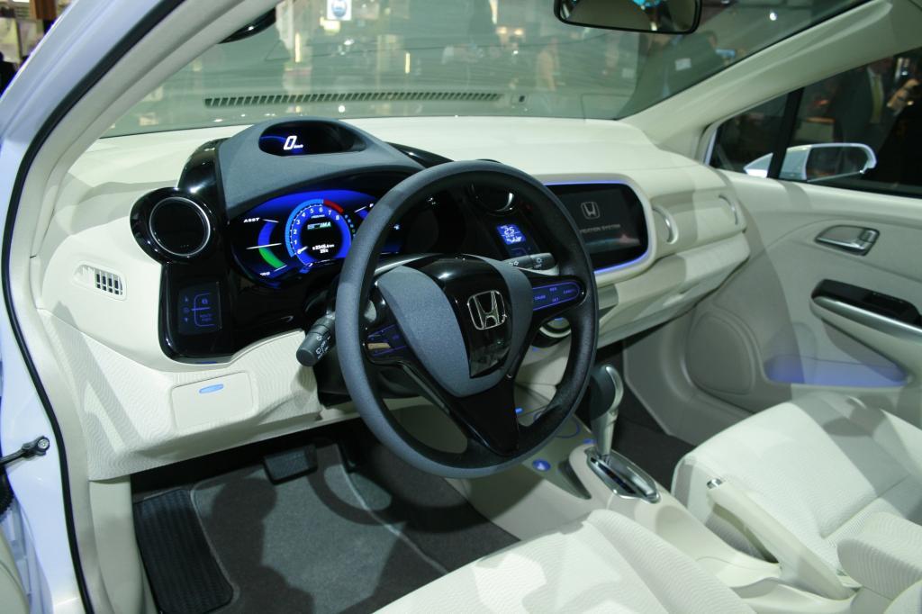 Bei Honda haben Insight und Jazz Premiere