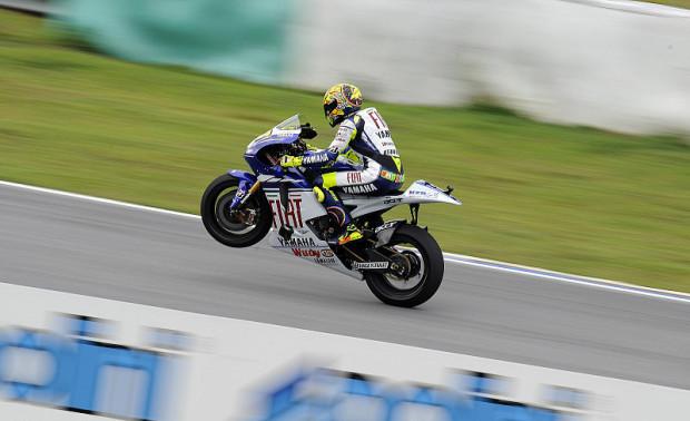 Bei Yamaha lachte nur einer: Stolzer Sieg und harter Fall