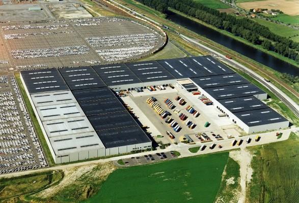 Bridgestone investiert 14 Millionen Euro in Logistik Center