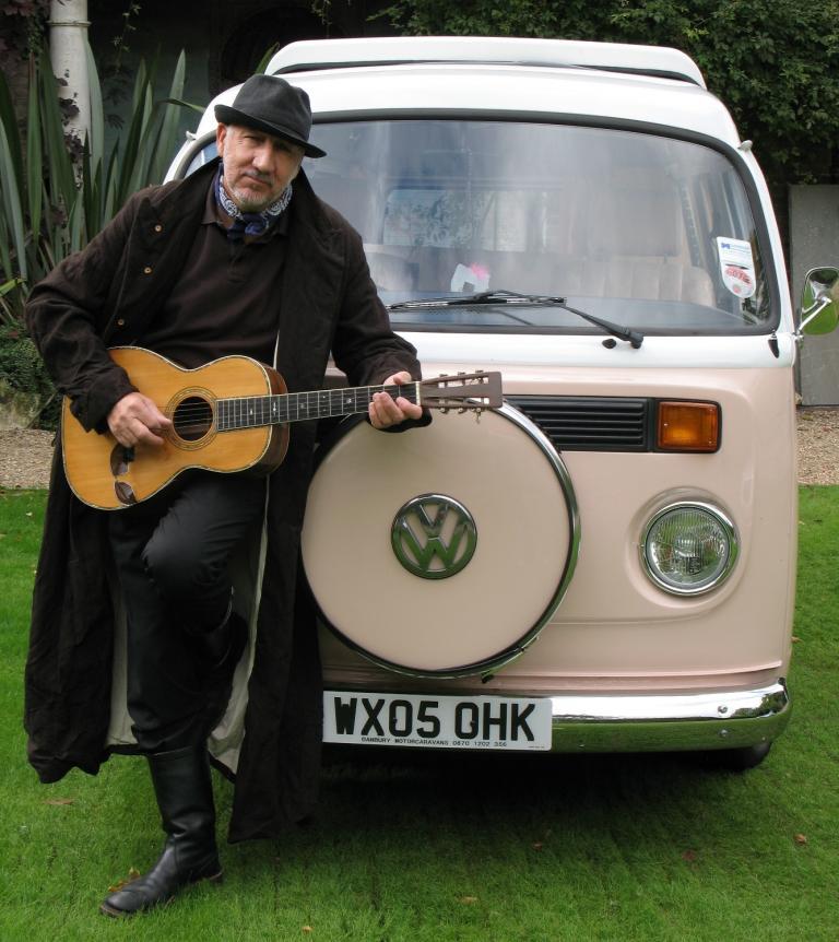 Bulli von Pete Townshend jetzt in der Volkwagen-Oldtimerflotte
