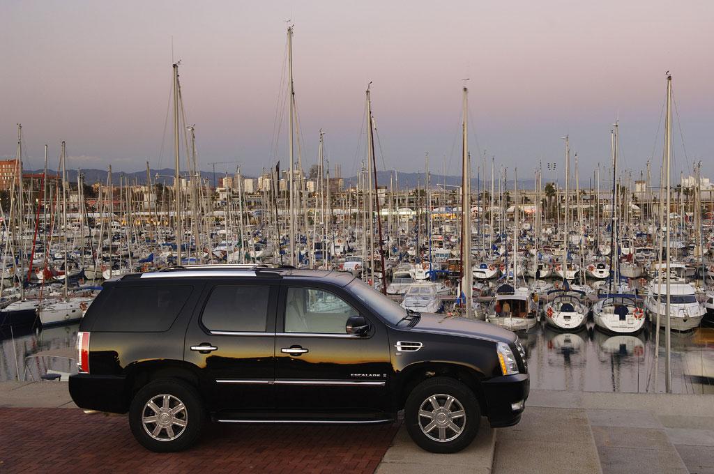Cadillac Escalade - Amerikanischer Traum