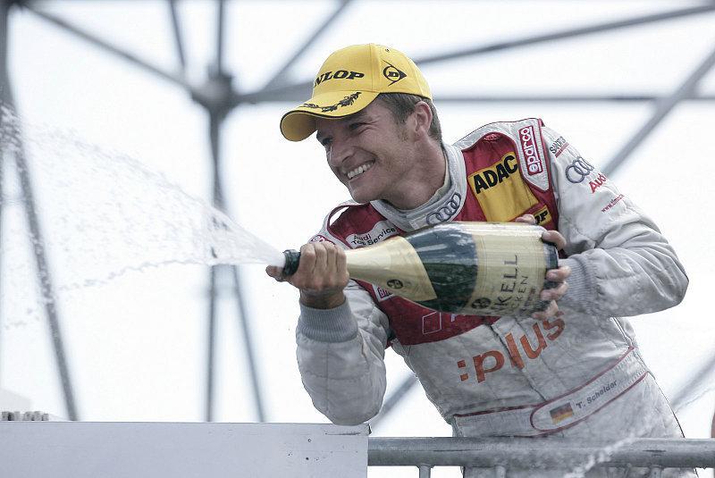 Champion Timo Scheider: Im tiefsten Tal nie aufgegeben