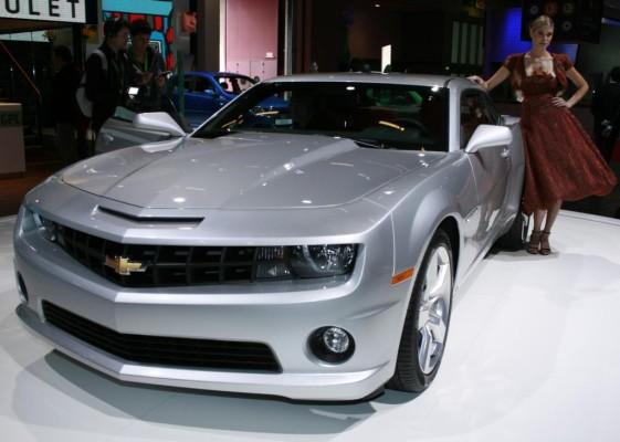 Chevrolet mit vier neuen Modellen in Paris