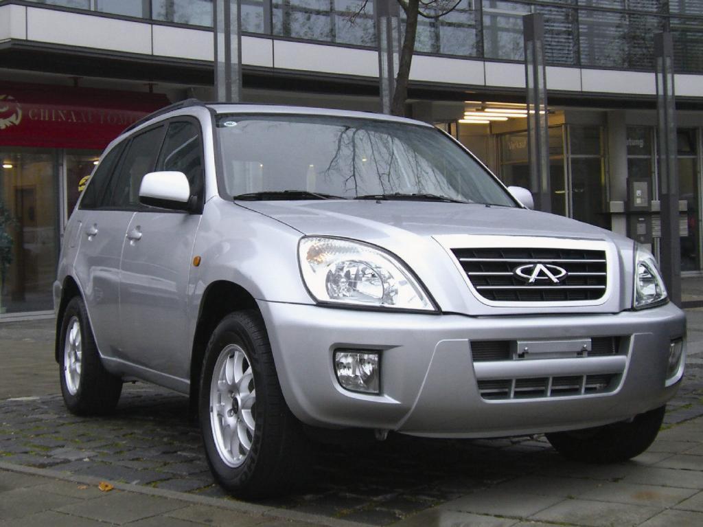 China Automobile: Drei neue Modelle im Zeichen des Drachen