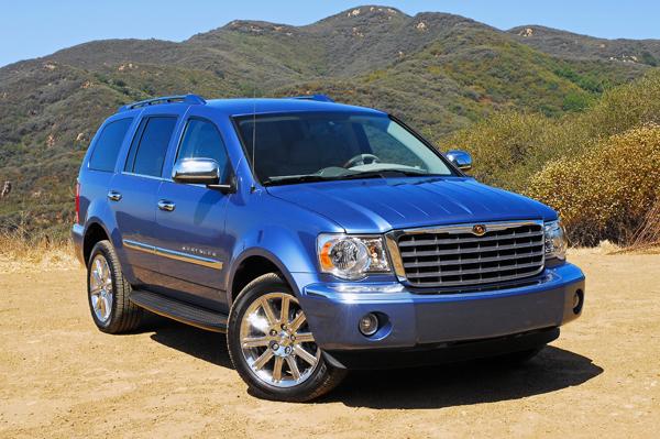 Chrysler stellt die Produktion von Hybrid-SUV ein