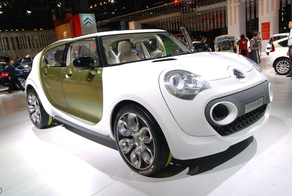 Citroën C.Cactus Électrique