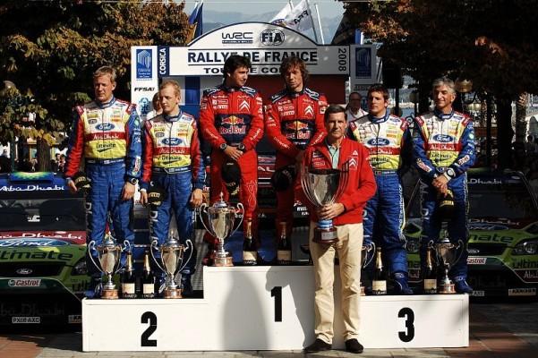 Citroen und BP Ford nach Rallye Korsika: Zweigeteiltes Fazit