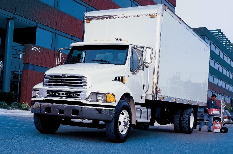Daimler stellt die Marke Sterling Trucks in Nordamerika ein