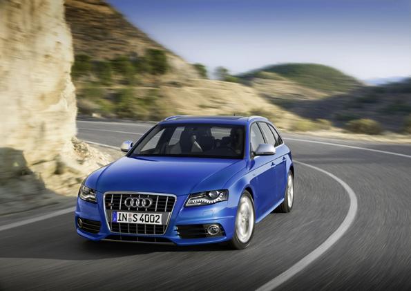 Der neue Audi S4: weniger Verbrauch bei 333 PS