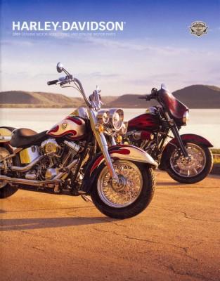 Der neue Harley-Davidson-Katalog ist da