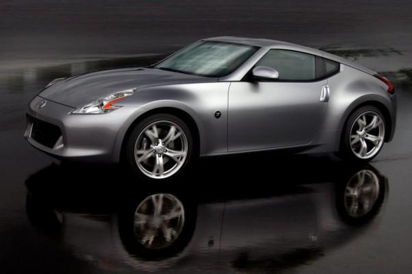 Der neue Nissan 370Z Sportwagen kommt im Frühjahr 2009