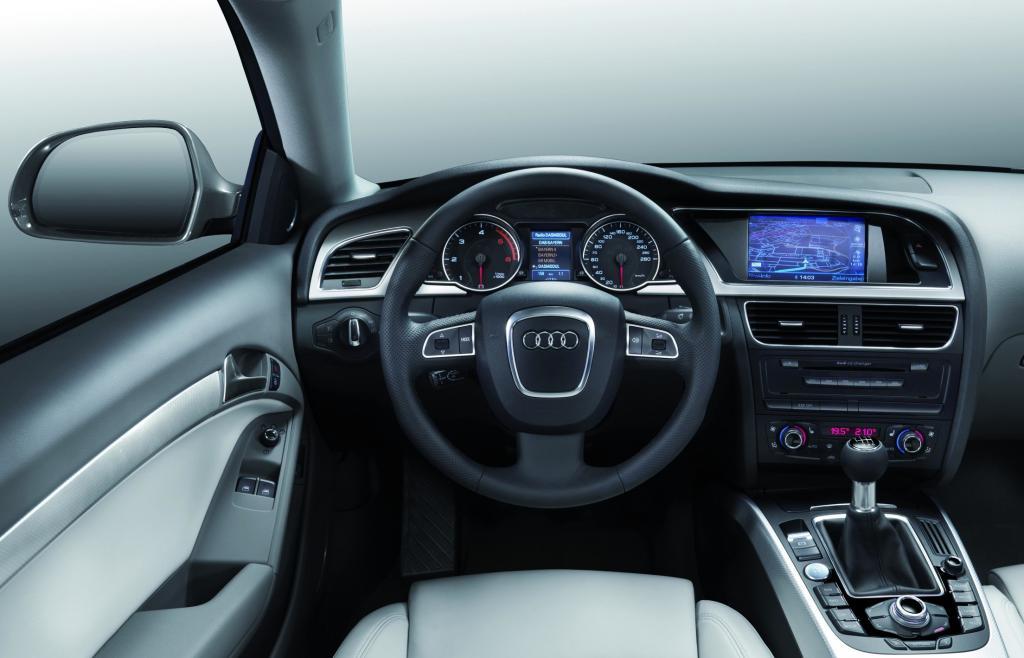 Fahrbericht Audi A5: Sein schönstes Auto