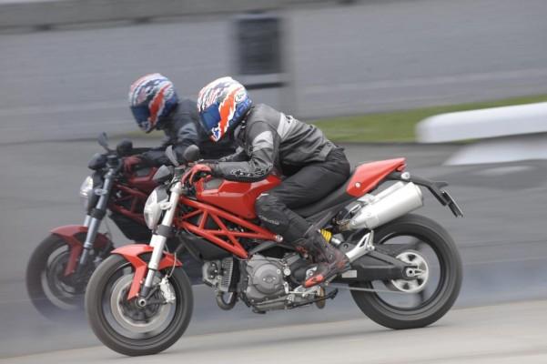 Fahrbericht Ducati Monster 696: Einstieg in die neue Ära