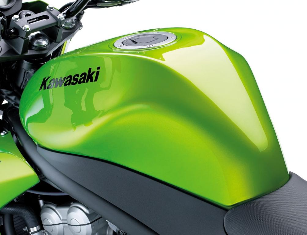 Fahrbericht Kawasaki ER-6n: Rundum verbessert | Modelljahr 2008