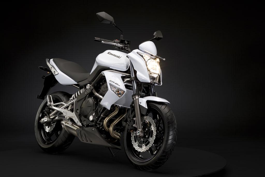 Fahrbericht Kawasaki ER-6n: Rundum verbessert