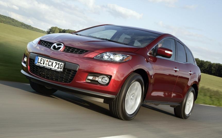 Fahrbericht Mazda CX-7: Fahrspaß im Groß-Kombi