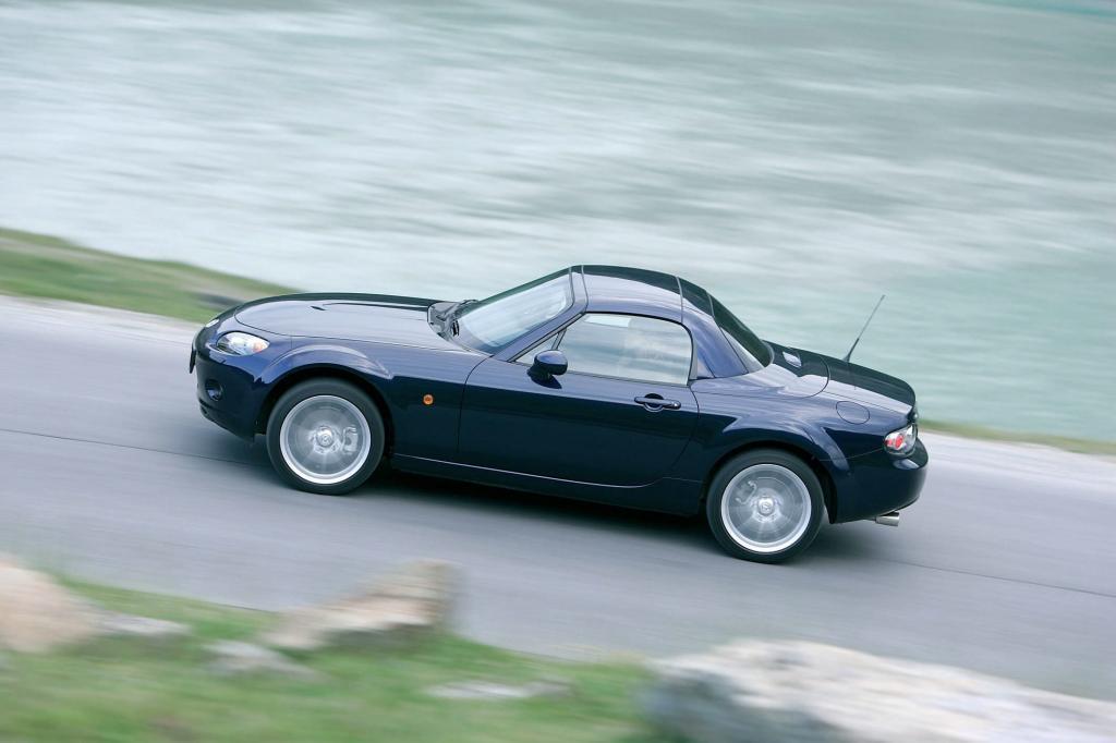 Fahrbericht Mazda MX-5 Roadster Coupé: Sportliches Cabrio für jedes Wetter