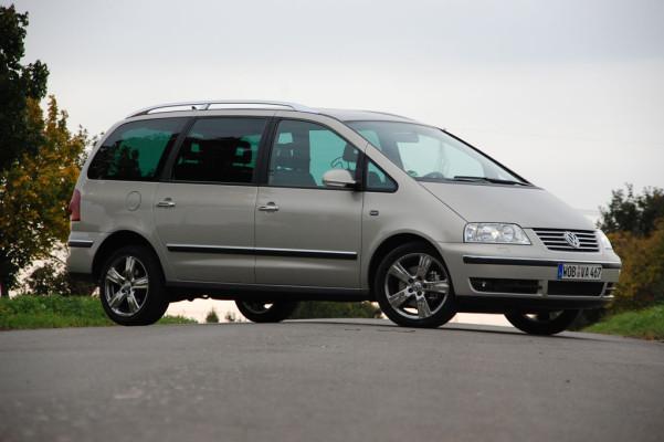 Fahrbericht VW Sharan: Wolfsburger GroßRaumSportler