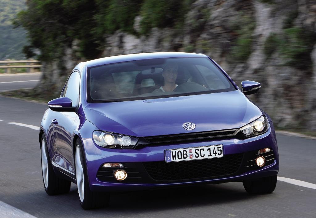 Fahrbericht Volkswagen Scirocco 2.0 TSI: Bleifuß-Kandidat