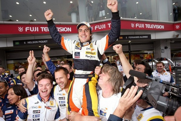 Fernando Alonso: Klar und deutlich gewonnen