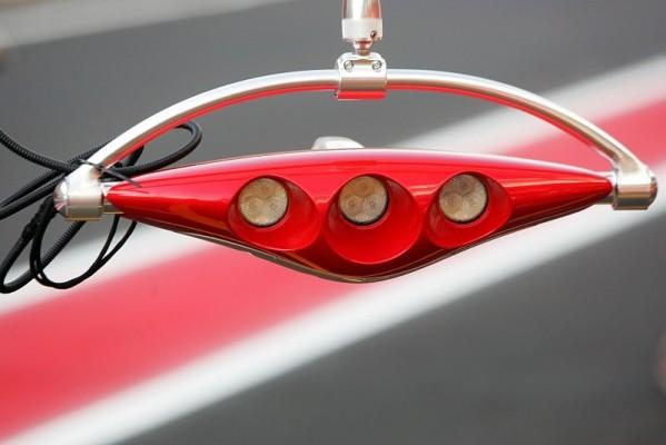 Ferrari kehrt zum Lollipop zurück: Weg mit der Ampel