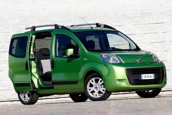 Fiat Qubo: Preiswerter Platz für die Familie