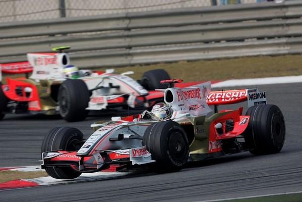 Force India jagt weiterhin den einen Punkt: Leicht enttäuschte Rückschau und strahlende Zukunft