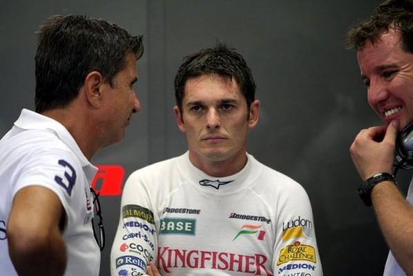 Force India lechzt nach einem Punkt: Es würde uns soviel bedeuten
