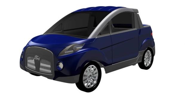 Ford-Ingenieure prüfen 5 000 Euro-Auto