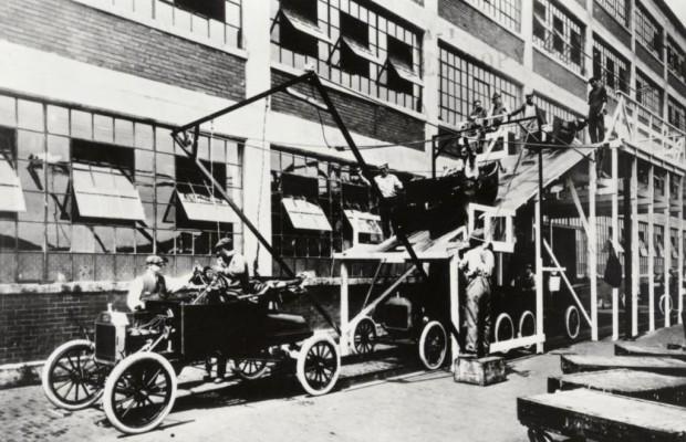 Ford feiert 100 Jahre Tin Lizzy
