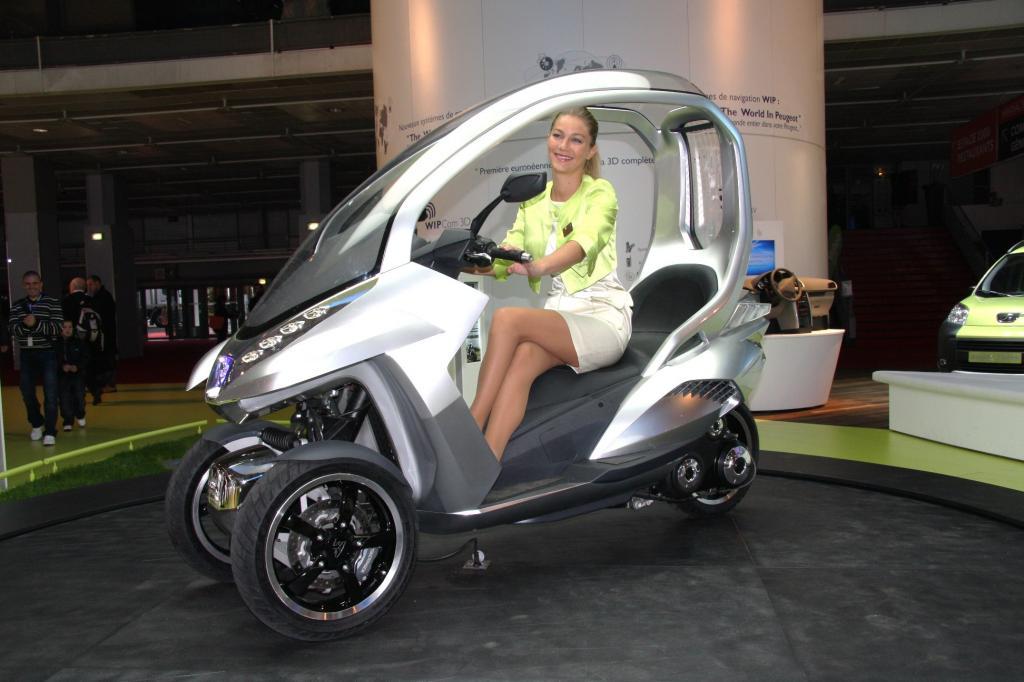 Hat BMW seinen C1-Motorroller zu früh aufgegeben?