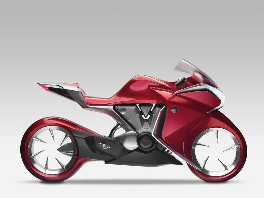 Honda zeigt vier Neuheiten und eine V4-Studie