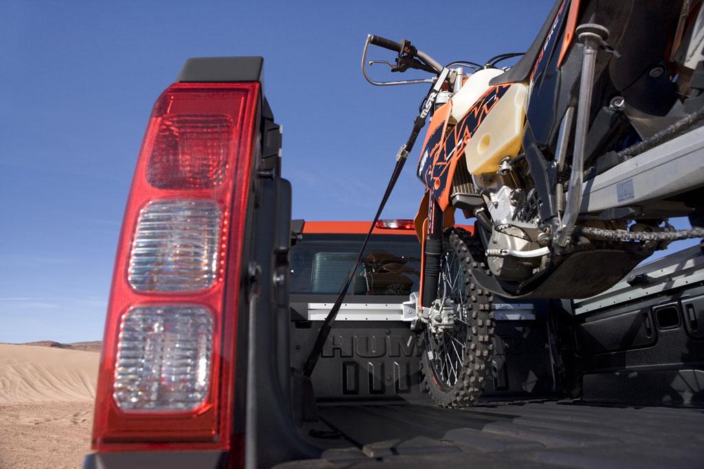 Hummer stellt dem H3 einen Pick-up zur Seite