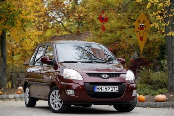 Hyundai Matrix rüstet sich für neues Modelljahr
