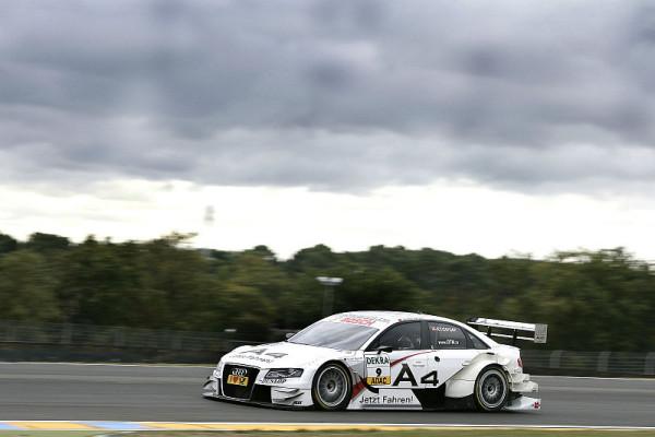 Kristensen sichert sich Le-Mans-Pole: Di Resta im Vorteil