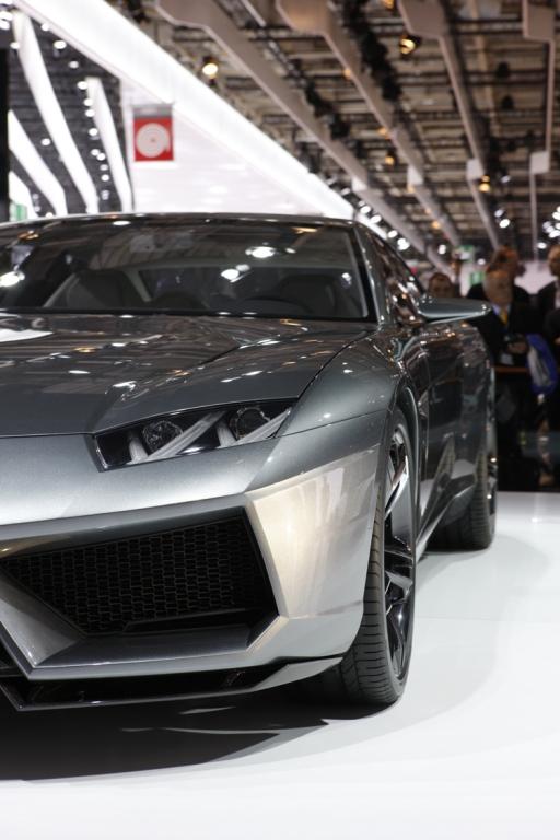 Lamborghini Estoque – die italienische Supersport-Limousine