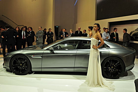 Lamborghini Estoque vorerst ein Showcar