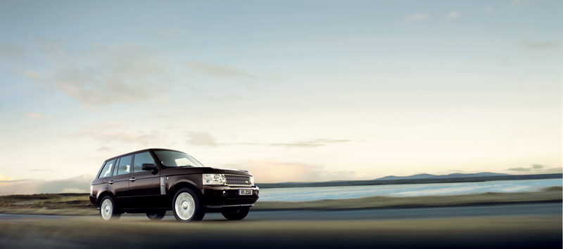 Luxus-Sondermodelle bei Land Rover