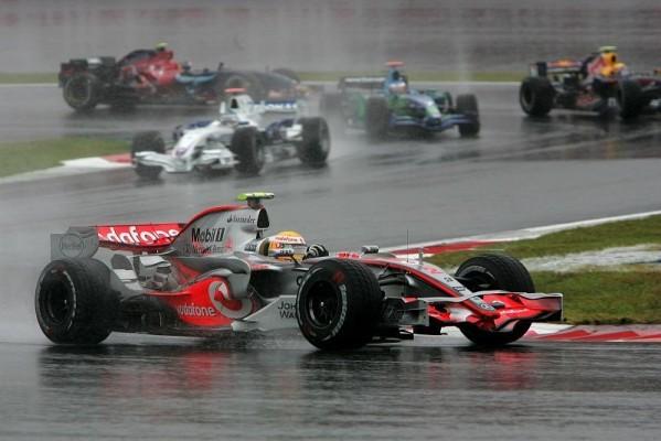 McLaren und die Herausforderung Fuji: Nicht so hart oder doch hart?