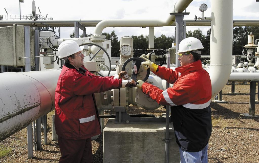 Mehr Beschäftigte in der deutschen Erdöl- und Erdgasproduktion