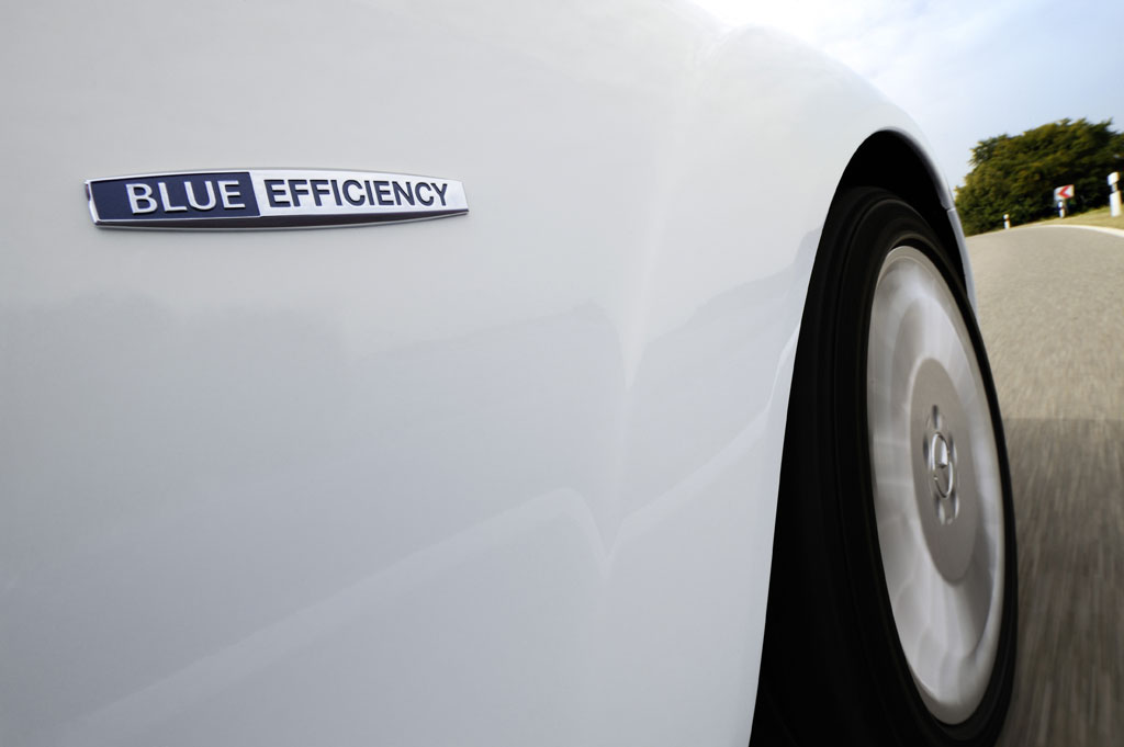 Mercedes-Benz S 320 CDI Blue Efficiency: Sparsamste S-Klasse